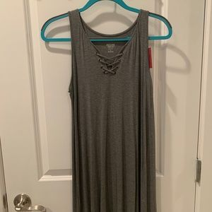 Grey Mossimo Dress, Size Small